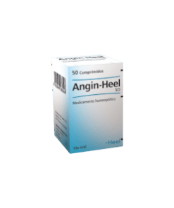 ANGIN-HEEL 50 COMPRIMIDOS HEEL