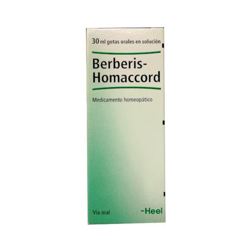 BERBERIS HOMACCORD 30 ML GOTAS HEEL