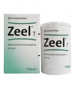 ZEEL T 50 COMPRIMIDOS HEEL