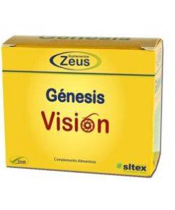 GENESIS + VISION (10 CÁPSULAS GENESIS + 10 CÁPSULAS VISION) Zeus