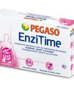 ENZITIME COMPRIMIDOS MASTICABLES 24 COMPRIMIDOS PEGASO