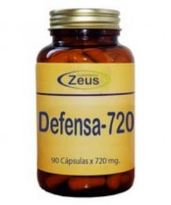 DEFENSA 720 - 90 CÁPSULAS Zeus