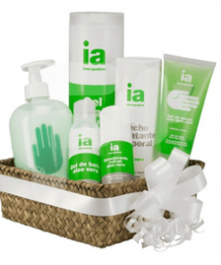CESTA BODY REGALO ALOE VERA Interapothek