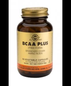 BCAA PLUS 50 VCAPS Solgar