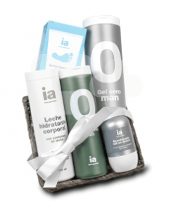 CESTA BODY REGALO MAN Interapothek