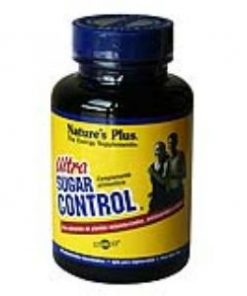 ULTRA SUGAR CONTROL 60 COMP. Nature's plus