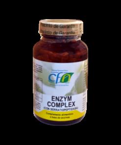 ENZYM COMPLEX (INFLAZYM) 120 cápsulas vegetales CFN